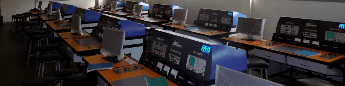 Study At UICT: Electronics Lab